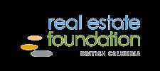 Real Estate Foundation British Columbia Logo